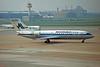 """RA-42389 Yakovlev Yak-42D """"Avioimpex"""" c/n 4520424016542 Hamburg/EDDH/HAM 16-09-95 """"Macedonia Airways"""" (35mm slide)"""