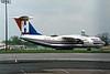 "RA-76758 Ilyushin IL-76TD ""Volga Dnepr"" c/n 0073474203 Stansted/EGSS/STN 08-05-94 (10x15cm print)"