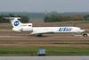 "RA-85808 Tupolev Tu-154M ""UT Air"" c/n 94A-989 Budapest-Ferihegy/LHBP/BUD 27-09-07"