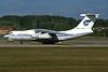 """RA-76809 Ilyushin IL-76TD """"Aviatrans"""" c/n 1013408252 Luxembourg/ELLX/LUX 02-10-97 (35mm slide)"""