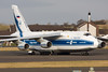 "RA-82081 Antonov An-124-100 ""Volga Dnepr Airlines"" c/n 9773051462165 Prestwick/EGPK/PIK 01-02-10"