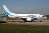 """VP-BRS Boeing 737-528 """"Yamal Airlines"""" c/n 25231 Maastricht-Aachen/EHBK/MST 08-04-06"""