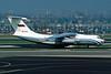 "RA-76352 Ilyushin IL-76TD ""Uralinteravia"" c/n 1023411378 Amsterdam/EHAM/AMS 11-04-95 (35mm slide)"