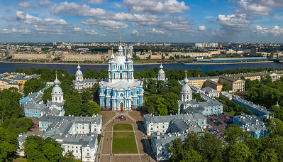 Smolny Convent of the Resurrection