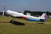 RA-3446K Yakovlev Yak-50 c/n 853201 Schaffen-Diest/EBDT 11-08-07