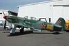 RA-3587K (06 Yellow) Yakovlev Yak-9 U-M c/n 0470406 Dijon-Darois/LFGI 22-04-10