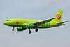 "VP-BHG Airbus A319-114 ""S7 Airlines"" c/n 1870 Frankfurt/EDDF/FRA 01-07-10"