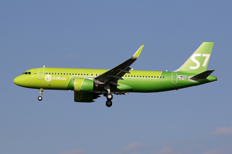 "F-WWDC Airbus A320-271N ""Airbus Industrie"" c/n 10175 Toulouse-Blagnac/LFBO/TLS 25-03-21 ""SBI c/s"""