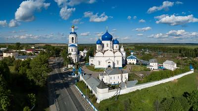 Bogolyubsky Monastery, Vladimir
