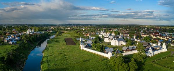 Pokrovsky Monastery, Suzdal