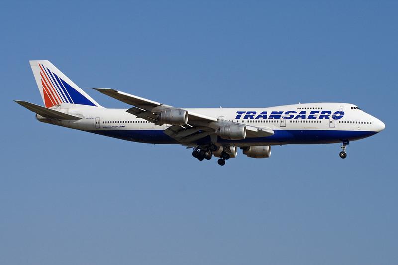 VP-BQB Boeing 747-219B c/n 22724 Barcelona/LEBL/BCN 28-06-08