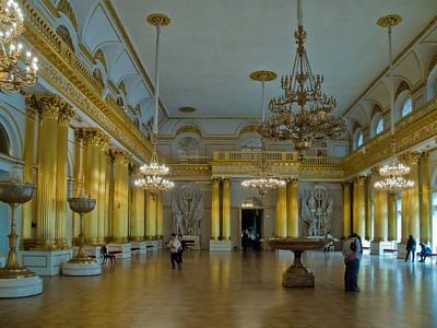 Hermitage, St Petersburg, Russia