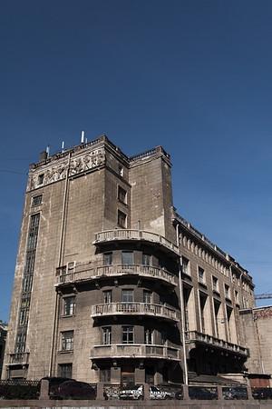 Old Soviet Block