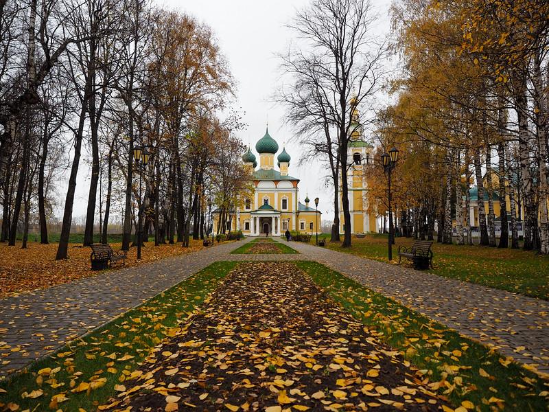 Uglich Kremlin, Russia