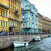 St. Petersburg Canal