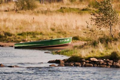 Along the Svir River
