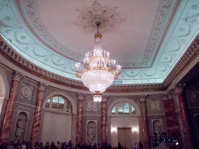 Hermintage Theatre, St Petersburg, Russia