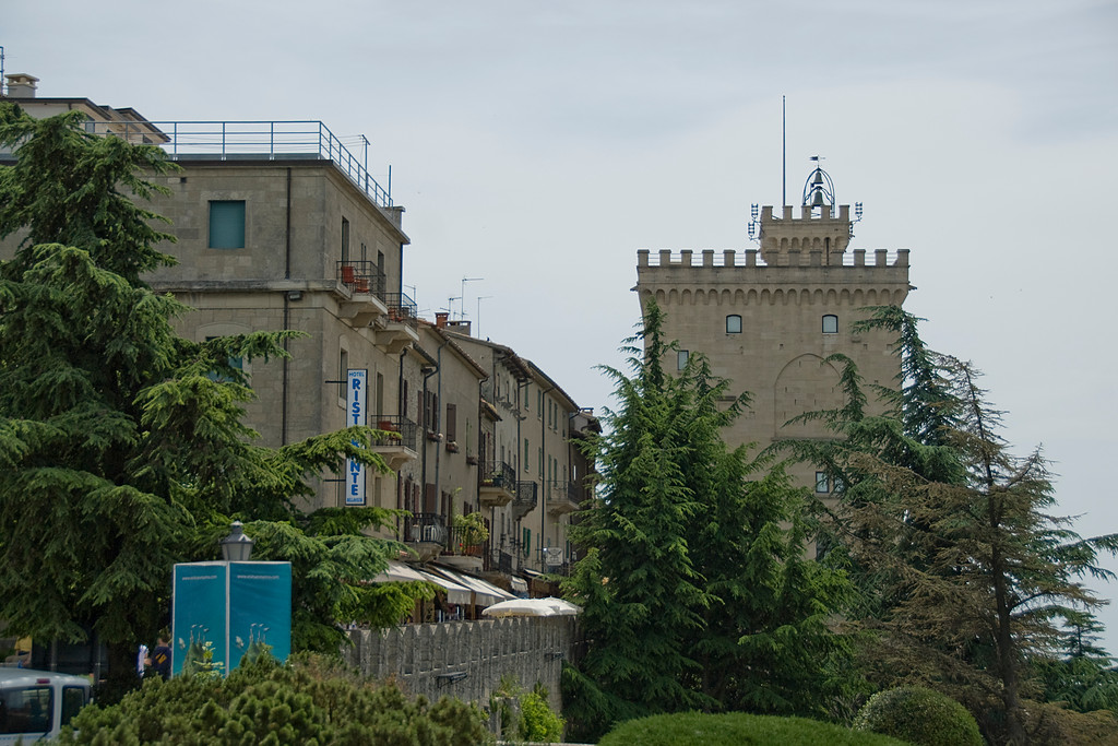 San Marino Historic Centre and Mount Titano