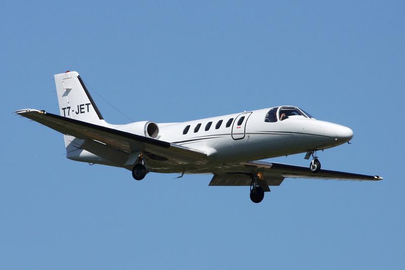 T7-JET Cessna 550 Citation IISP c/n 551-0355 Paris-Le Bourget/LFPB/LBG 10-06-15