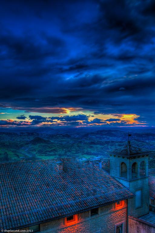 San Marino Republic Europe