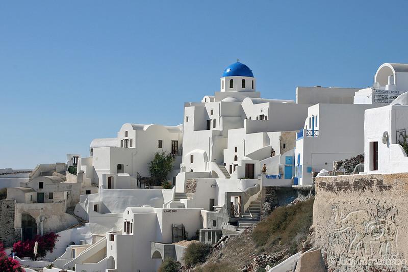 Blue & White of Santorini