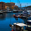The town of Maddalena