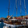 Maddalena harbor