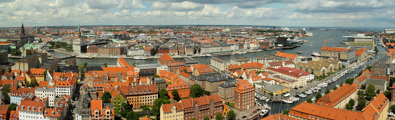 COPENHAGEN, DENMARK Copenhagen is the capital of Denmark and its most populous city, with a population of approx. 550,000.