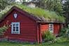 Old Skansen house