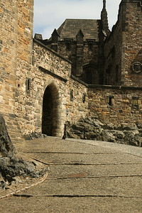 Foog's Gate - dates from the 17th century