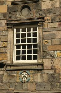 Facade of John Knox (Scottish religious reformer) House