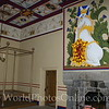 Stirling - Stirling Castle - Palace - The King's Bedchamber