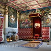 Stirling - Stirling Castle - Palace - The Queen's Inner Hall