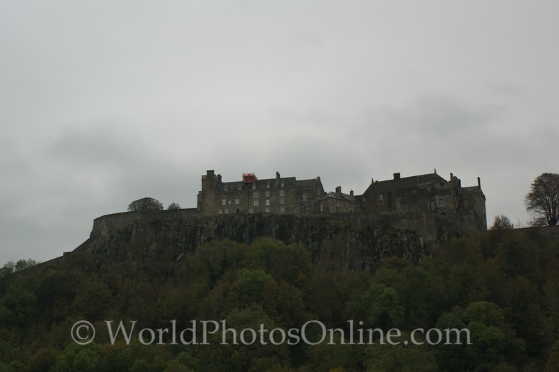 Stirling - Stirling Castle