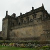 Stirling - Stirling Castle - The Lion's Den