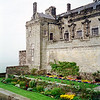 Stirling - Stirling Castle - Palace - Prince's Wall