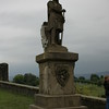 Stirling - Stirling Castle - Robert the Bruce Statue