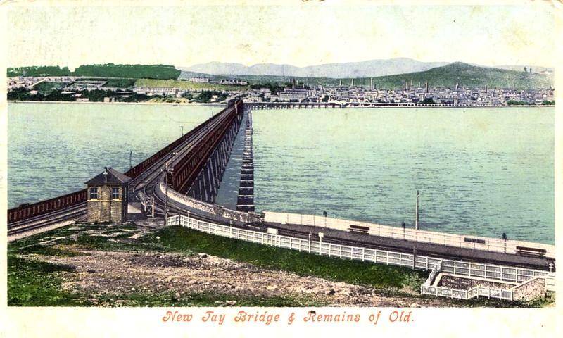 The New Tay Bridge......