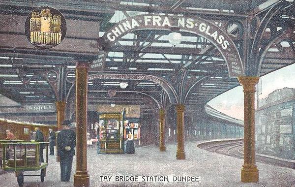 Tay Bridge Station