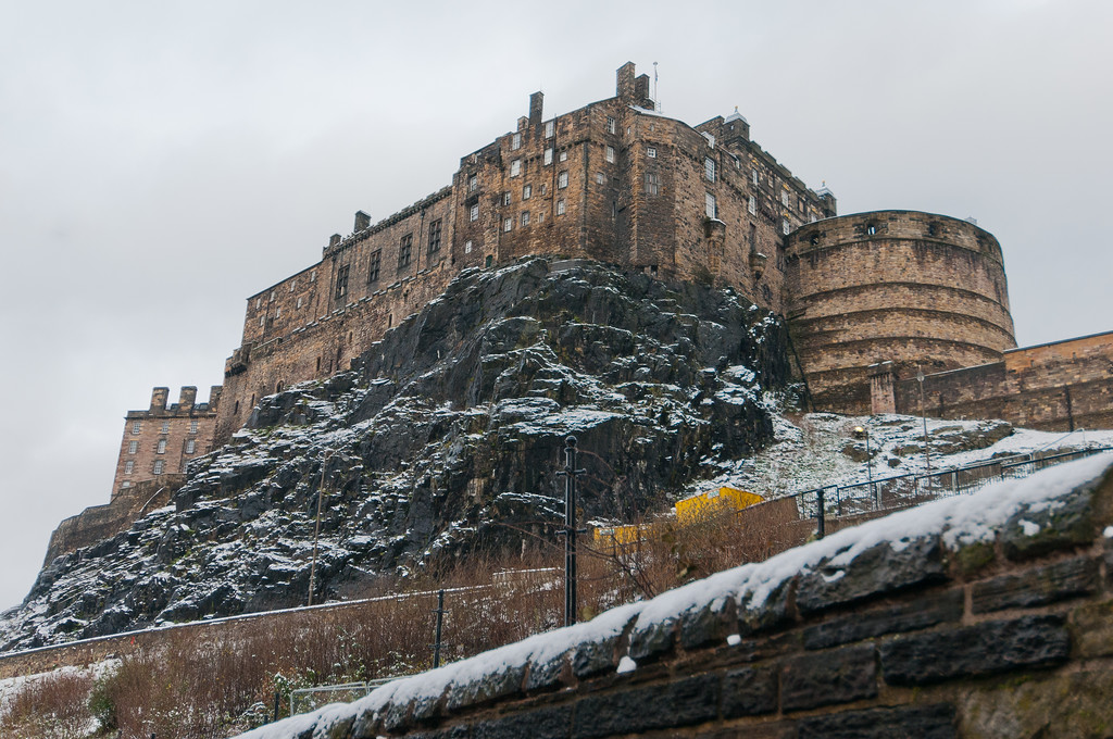 Travel to Edinburgh