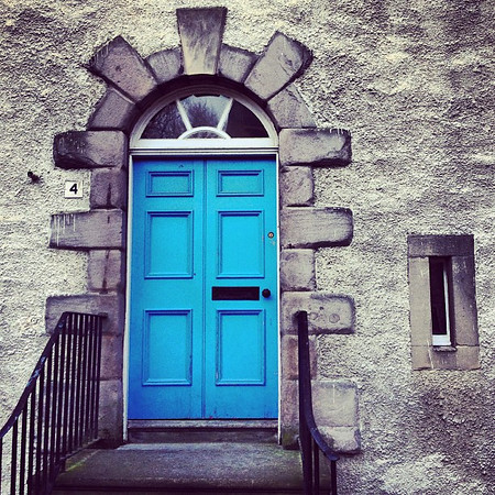 Favorite doorway #16. #Edinburgh gives good #doorwayporn #blogmanay