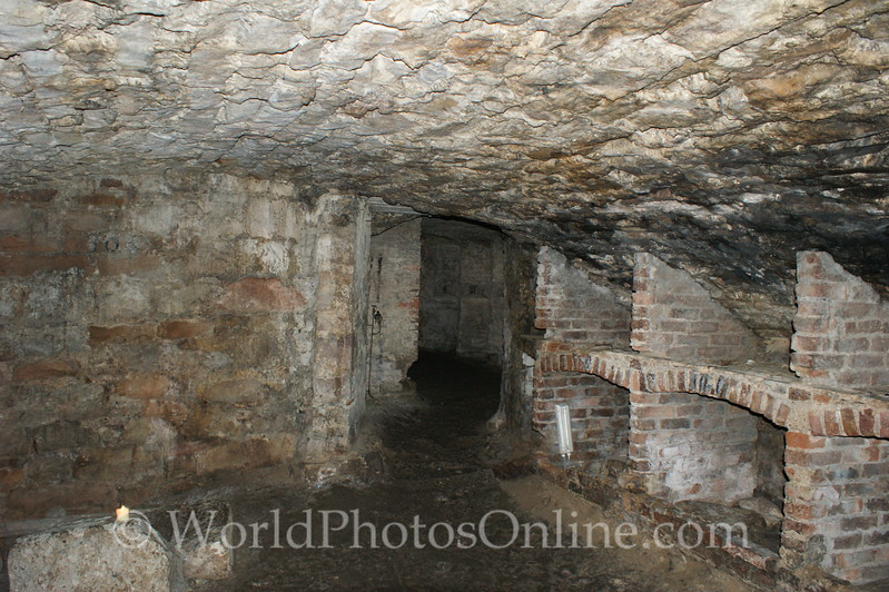Edinburgh - Subterranean Vaults