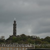 Edinburgh - Nelson's Monument & National Monument