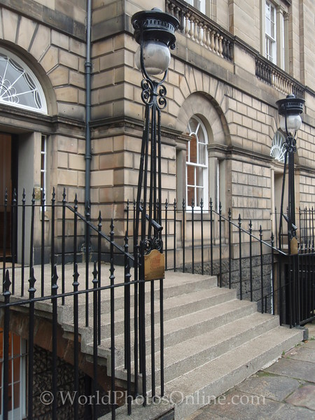 Edinburgh - Georgian Houses