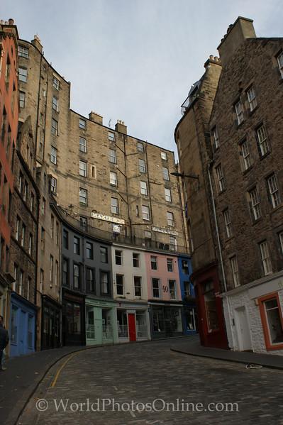 Edinburgh - Bow Street