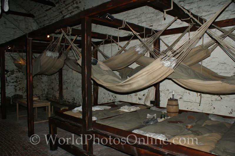 Edinburgh Castle - Military Prison
