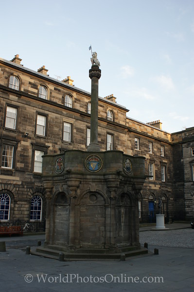 Edinburgh - Mercat Cross