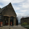 Edinburgh Castle -Whisky & Bookstore