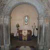 Edinburgh Castle -St Margaret's Chapel - Interior