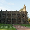 Edinburgh - Holyrood House - Abbey Church - Exterior